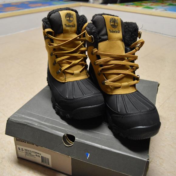 Brand New Timberland Rime Ridge Duck Boot 522a6dd83